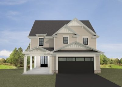 Reese Model Home - Harper Woods Lexington Ky